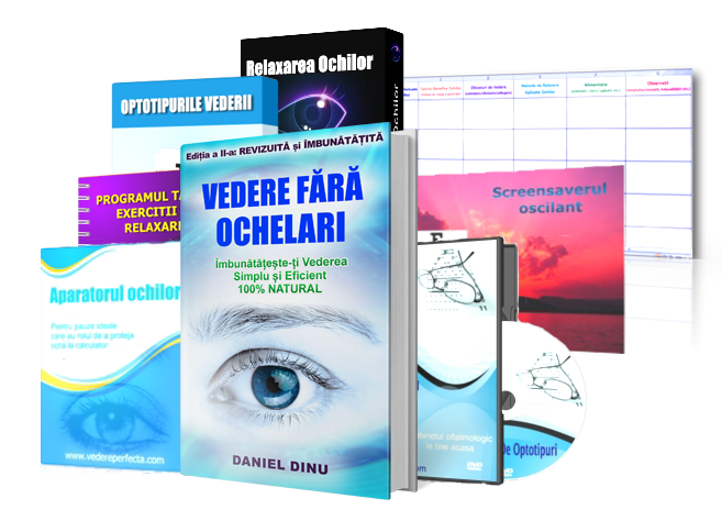 îmbunătățirea vederii prin respirație)