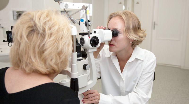 care este oftalmolog