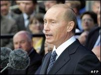 care este viziunea lui Putin