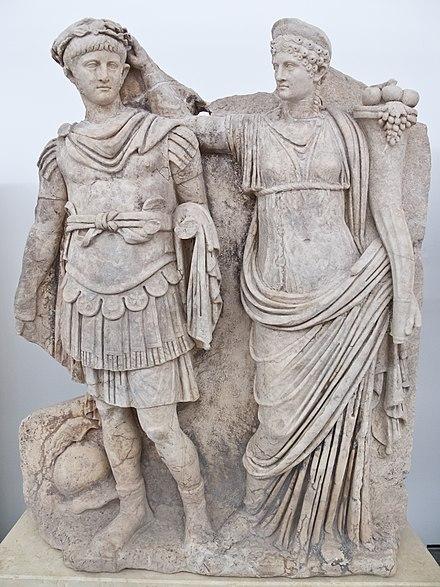 cu ce piatră și-a tratat Nero vederea