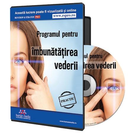 exerciții pentru restabilirea acuității vizuale)