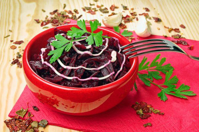 salate pentru restabilirea vederii