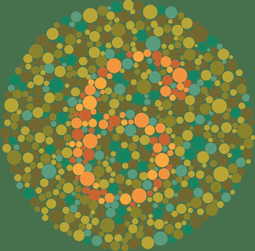 Teste de culoare netedă