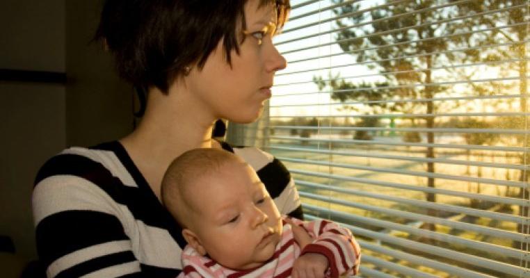 de ce a scăzut vederea după naștere
