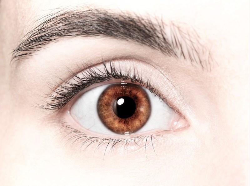 ochi diferiți în acuitatea vizuală