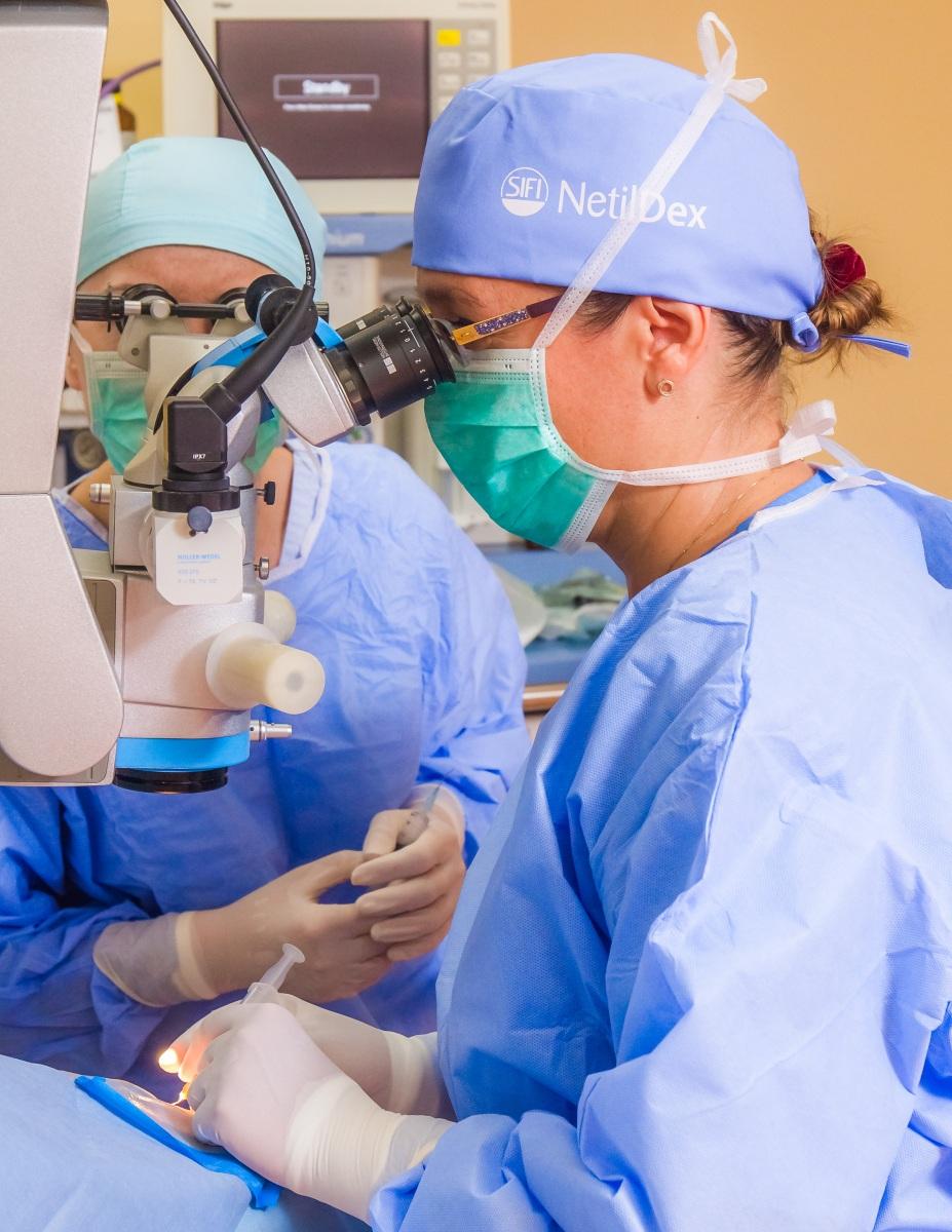 reface vederea fără intervenție chirurgicală