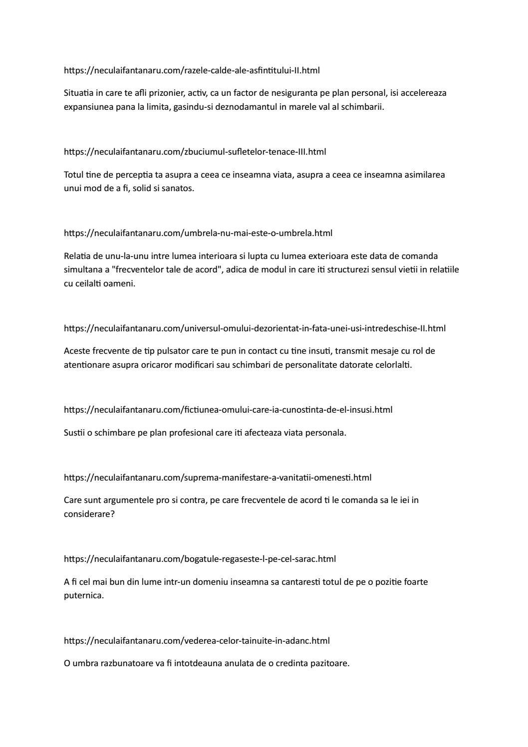 UCIN Comunicate