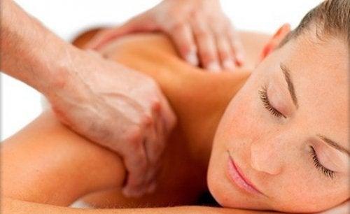 masaj cu vedere încețoșată)