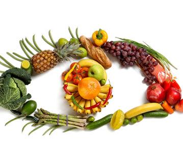 ce alimente pentru vedere