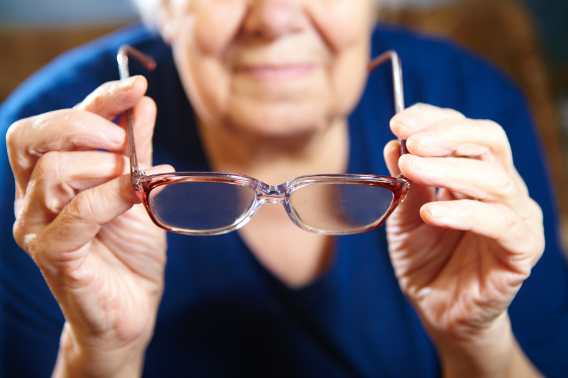 vedere încețoșată la bătrânețe
