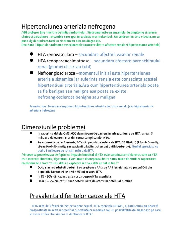 hipertensiune arterială și vedere)