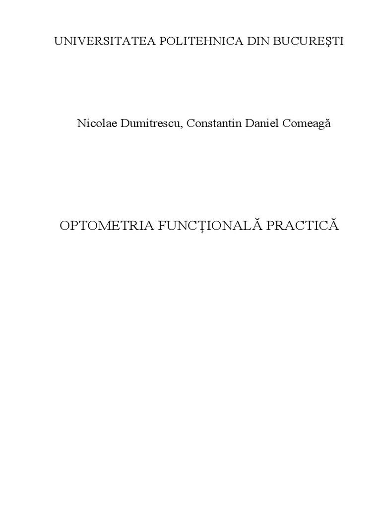 Optometrie Practica 10