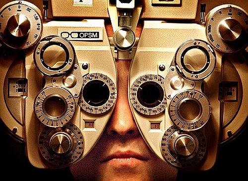la ce vârstă se oprește miopia
