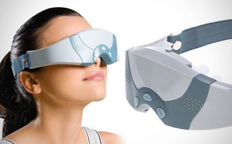 masaj pentru ochi pentru a îmbunătăți vederea