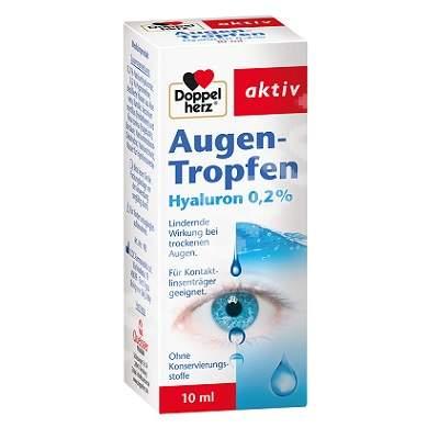 10 cele mai bine vândute picături oftalmice