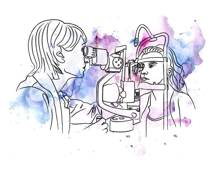 Vederea la nou-născut: cum verifici dacă vede