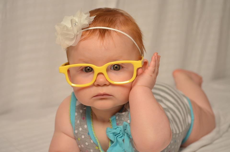 miopie progresivă la un copil