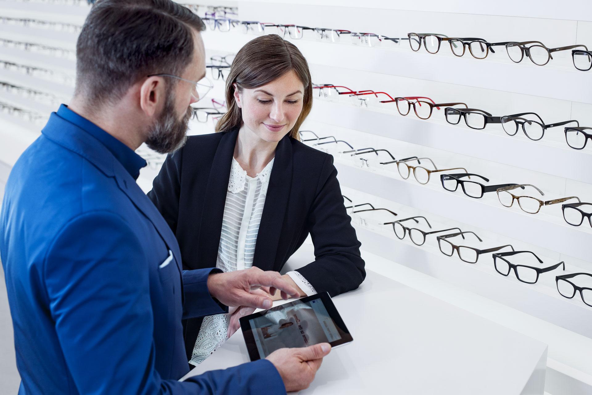 modul în care îmbrăcămintea afectează vederea