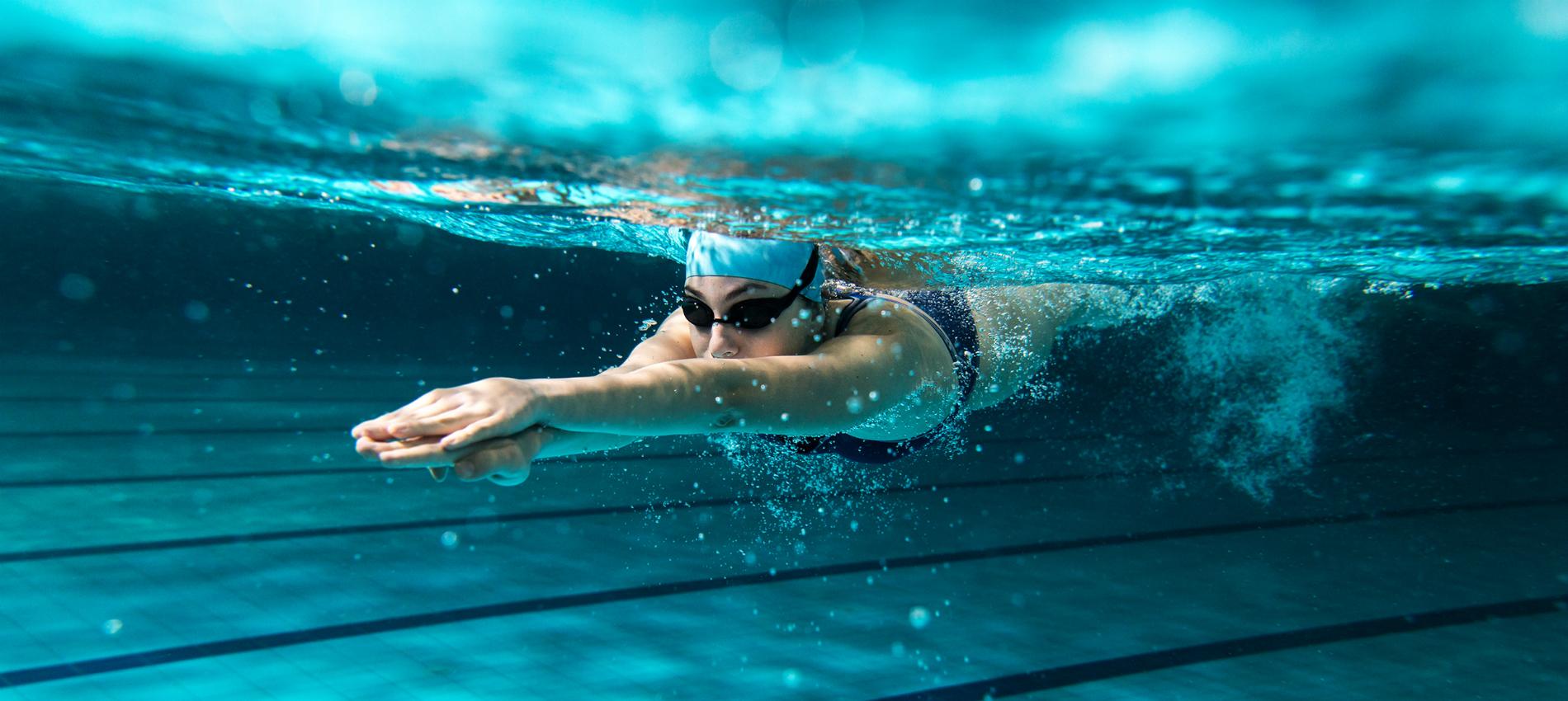 modul în care înotul afectează vederea vedere înnorată