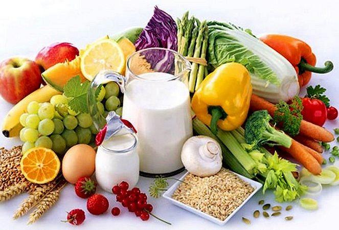 nutriție adecvată pentru vedere)