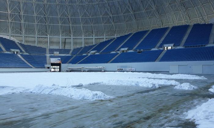 proba de apă stadion de apă