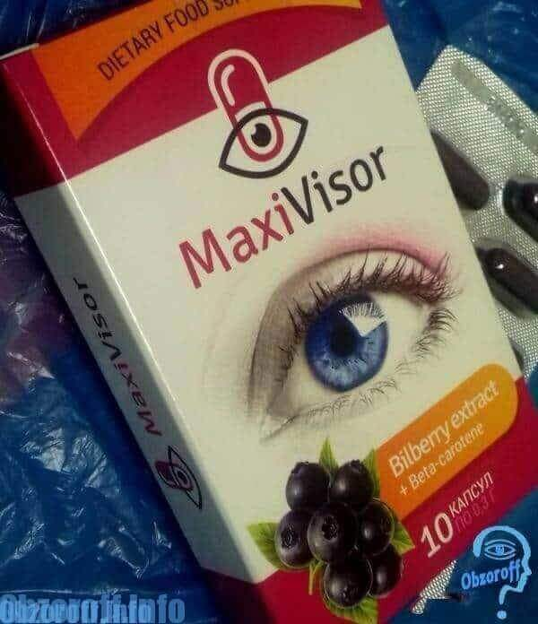 restaurarea vederii cu medicamente oculare)