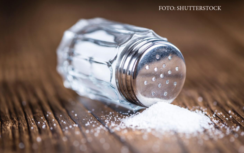 sare de mare pentru a îmbunătăți vederea