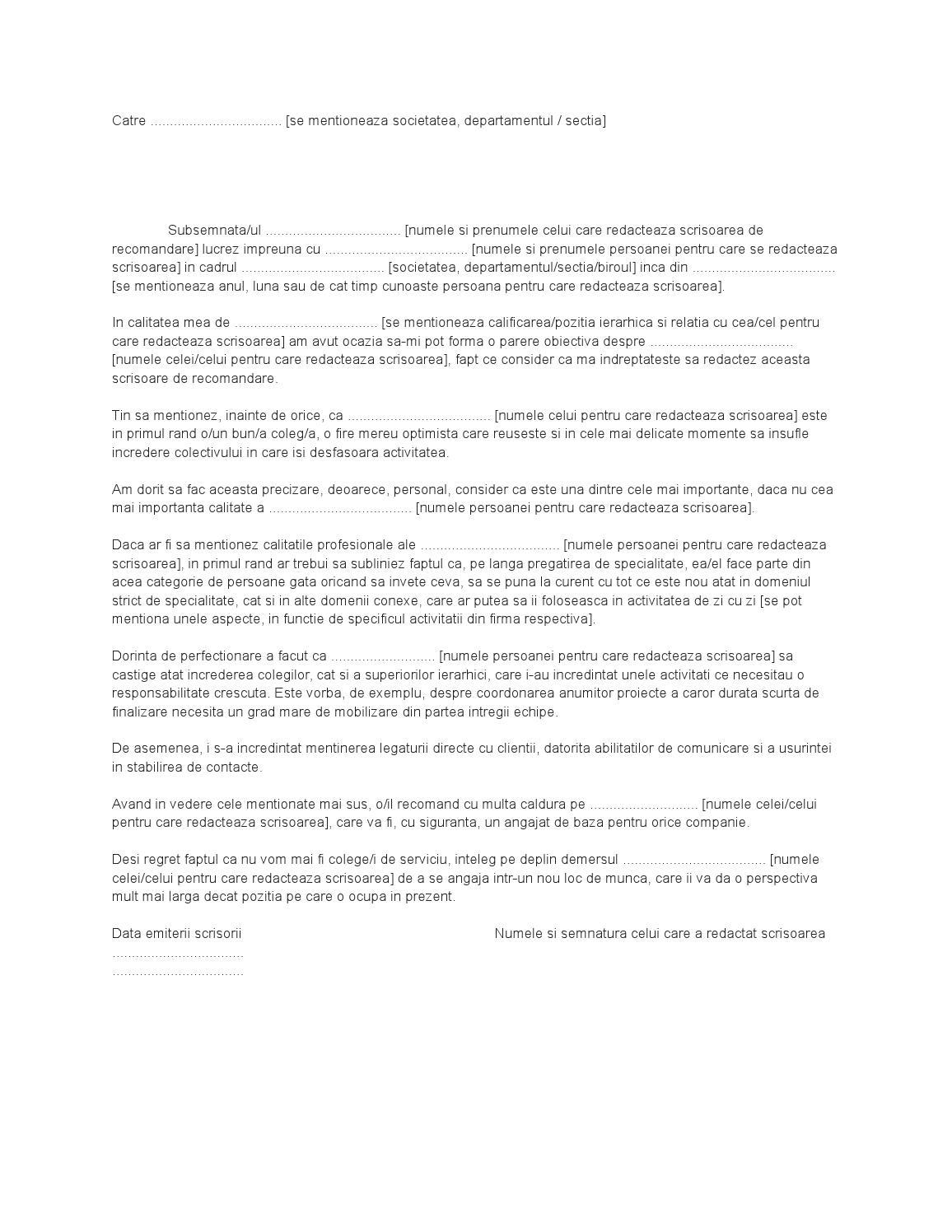 scrisori pentru vedere 1)