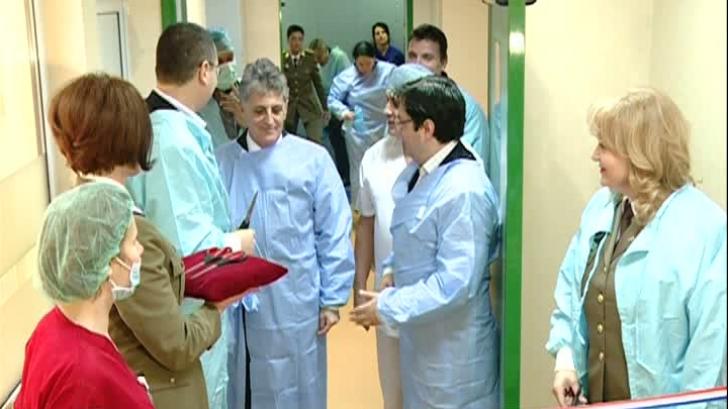 Preturi - Spital Sf. Maria
