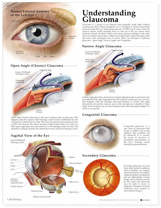 Teste pentru acest subiect glaucom