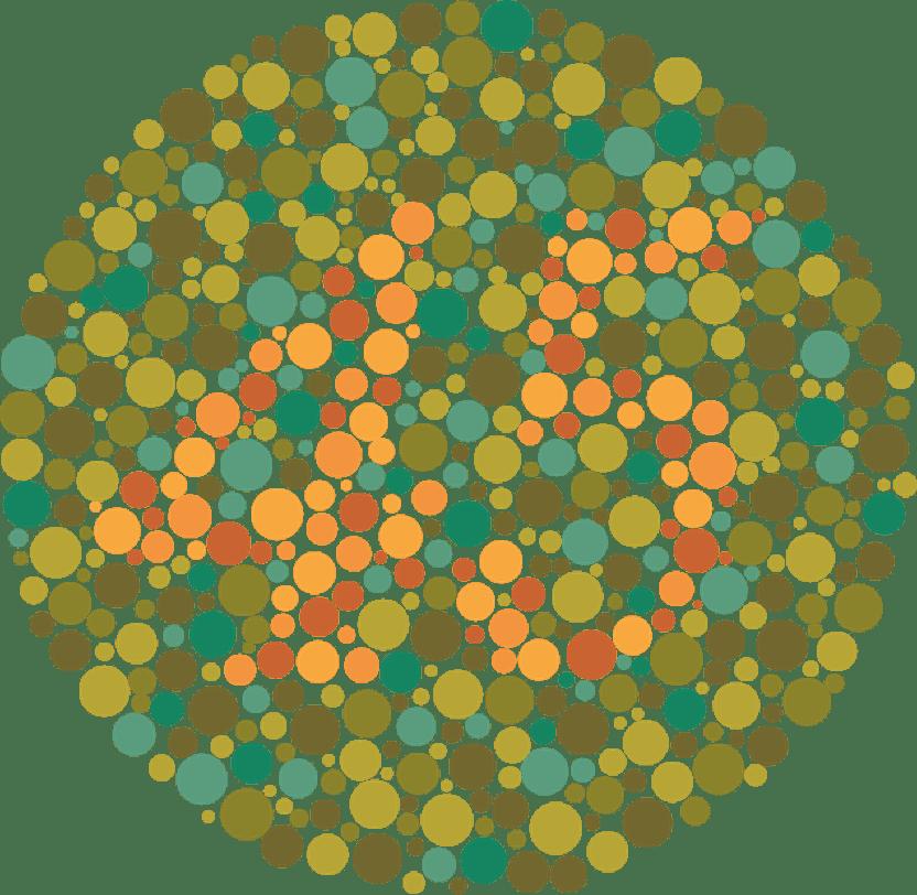 teste de vedere a culorilor)