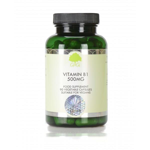 GNC Live Well - GNC Vitamina B-1 mg, tb - Vitamine A-Z - Vitamine si Suplimente
