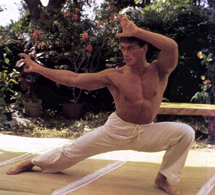 Jean Claude Van Damme | Mamaplus