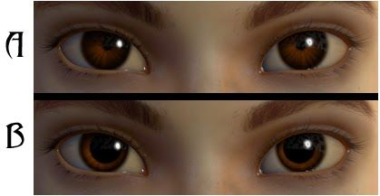 viziune cu pupile dilatate vorbirea și comunicarea cu deficiențe de vedere