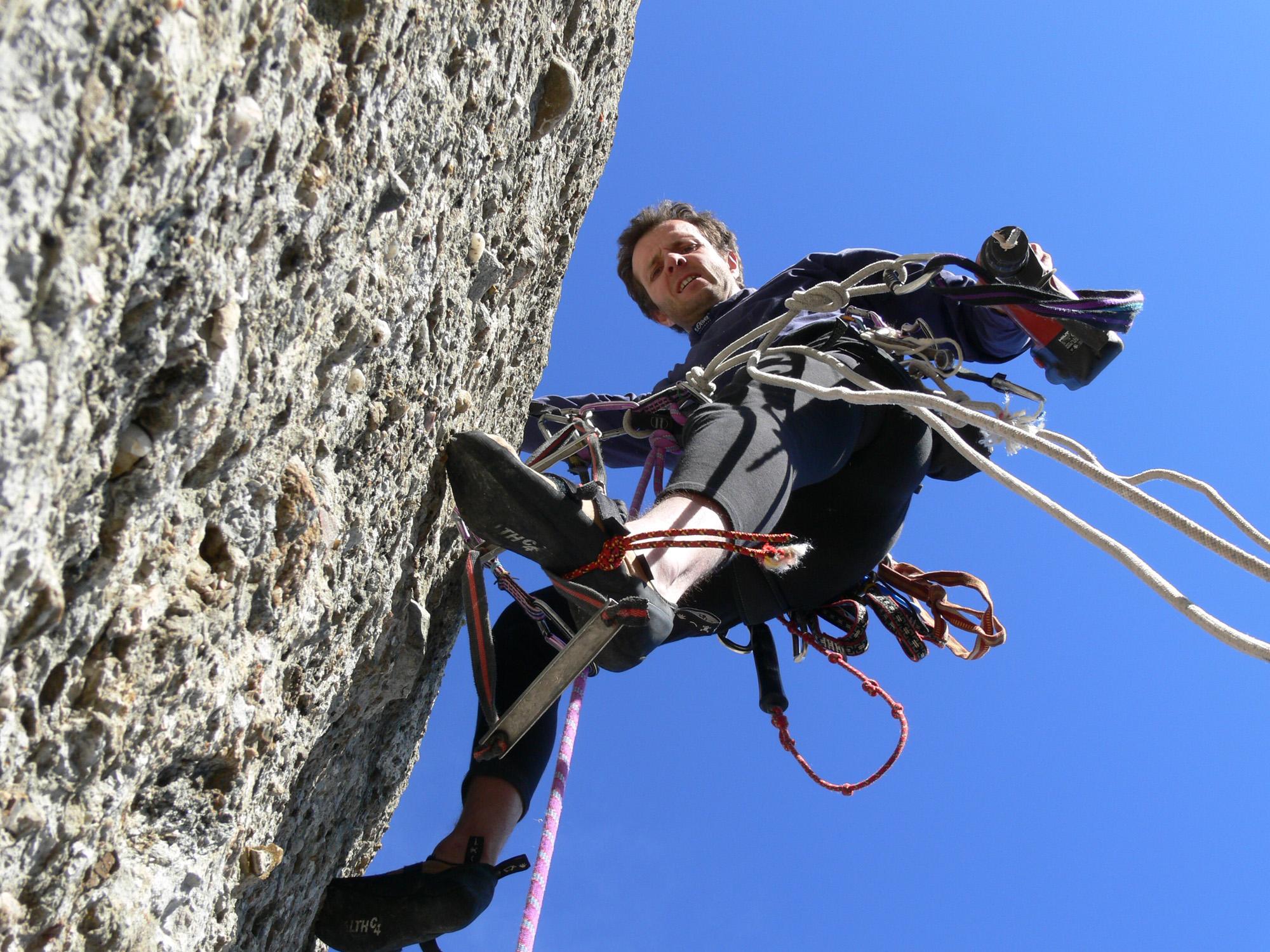 viziune de alpinism