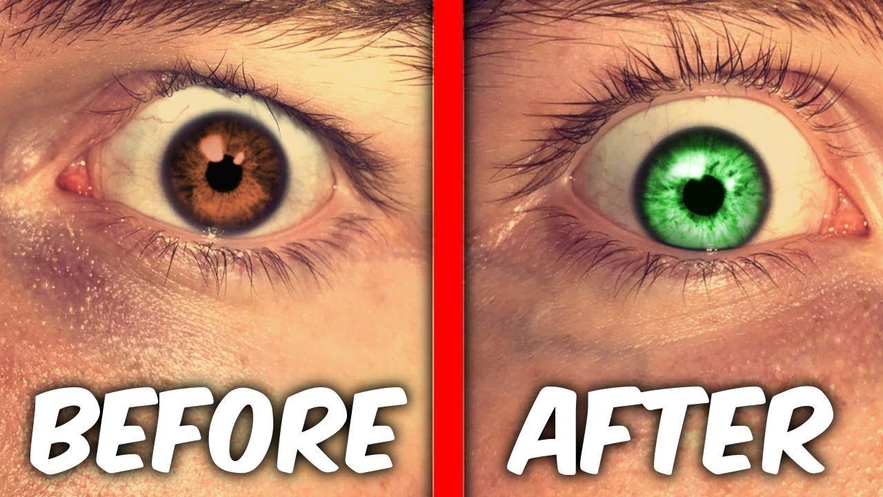 viziunea ochilor video