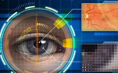 plăcuța de identificare pentru testul vederii