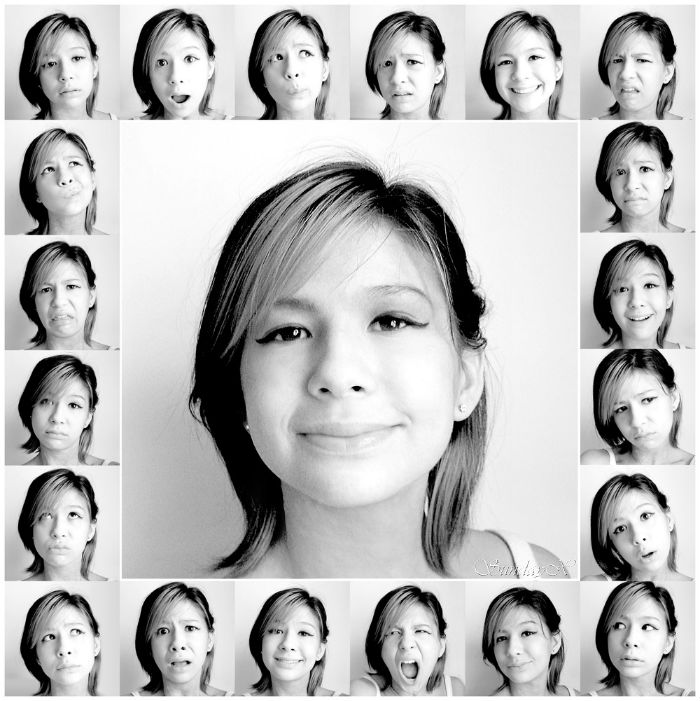 expresii faciale dispret