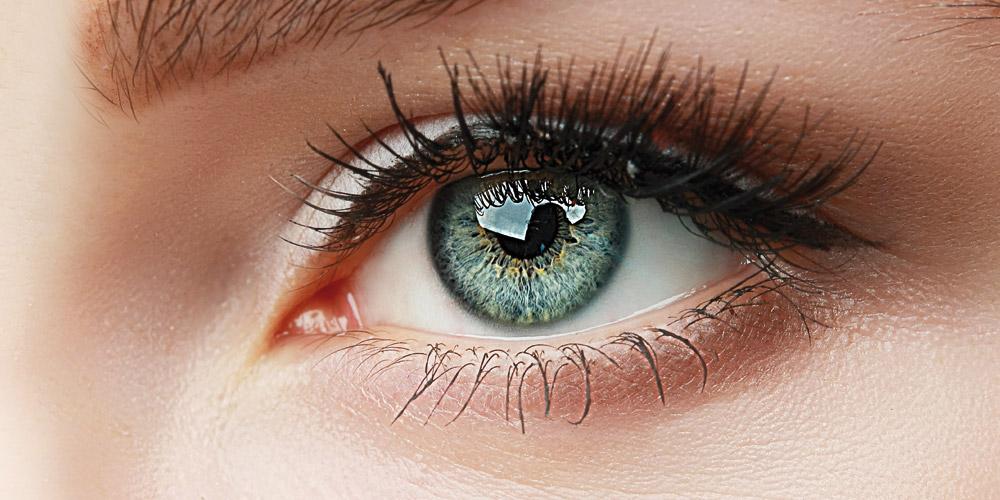 vederea unui ochi s-a deteriorat)