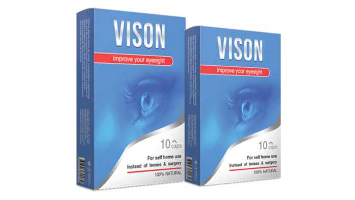 pastile pentru vederea slabă
