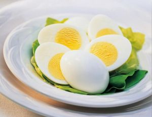 cum ajută oul pentru vedere