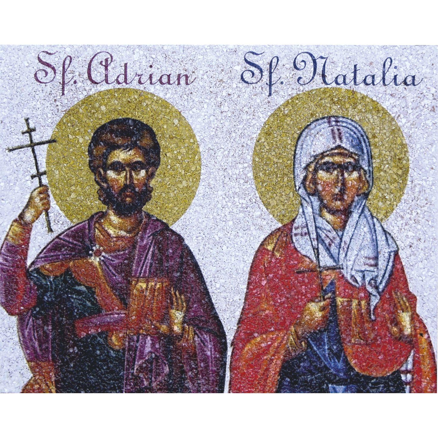 sfinți care se roagă pentru vedere