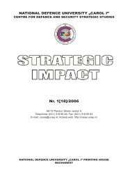 miopie strategică