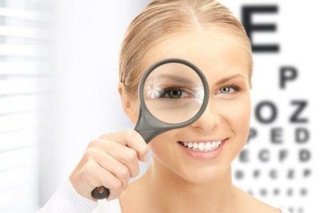 antrenament ocular pentru îmbunătățirea vederii