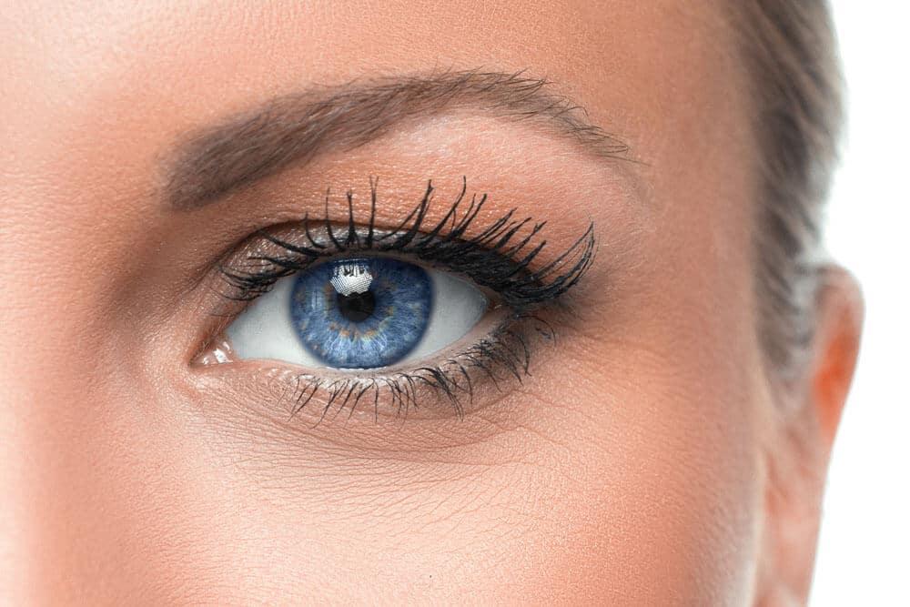 Lentile colorate pentru prețul ochilor cu dioptrii