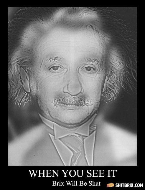 Miopie Einstein, Arik Einstein