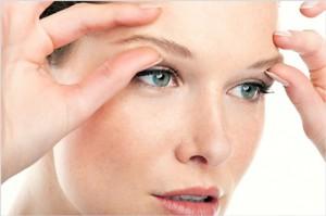 masaj al pleoapelor pentru îmbunătățirea vederii