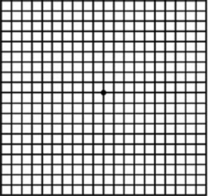 tablele cu litere pentru a testa vederea)