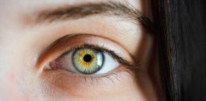 vedere neclară ochi apoși
