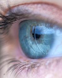 vederea a deteriorat nisipul în ochi)